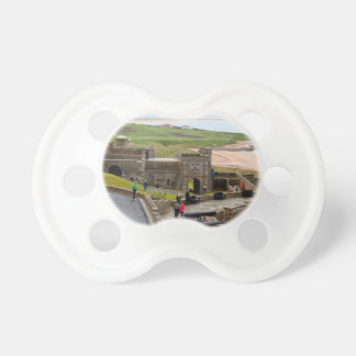 Bamburgh Castle, Northumberland, England Pacifier