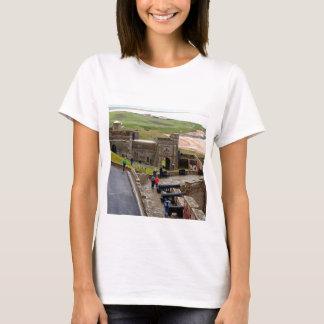 Bamburgh Castle, Northumberland, England T-Shirt