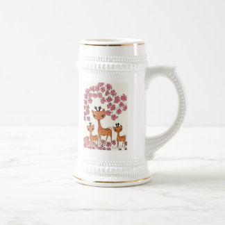 Bamby for ever by Novelline 18 Oz Beer Stein