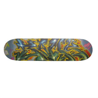 Bams graffiti skate board decks
