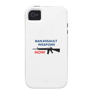 Ban Assault Weapon iPhone 4/4S Case