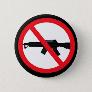 Ban Assault Weapons 2 Inch Round Button