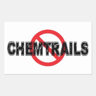 Ban Chemtrails Sticker
