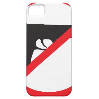 Ban Guns Anti-Gun Pacifist iPhone 5 Covers