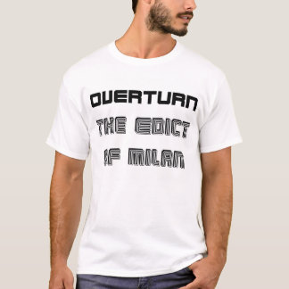 Ban Intolerance T-Shirt
