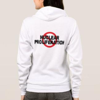 Ban Nuclear Proliferation Hoodie