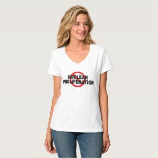 Ban Nuclear Proliferation T-Shirt