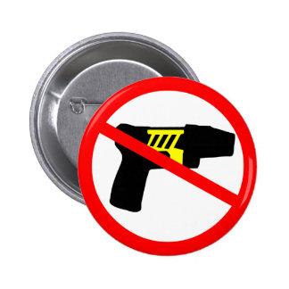 Ban tazers symbol. badges