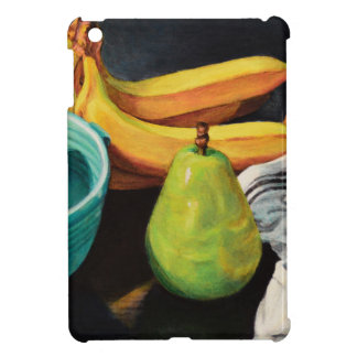 Banana Apple Pear Still Life Cover For The iPad Mini
