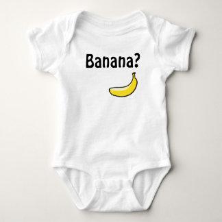 Banana? Baby Bodysuit