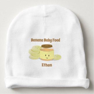 Banana Baby Food Cartoon | Baby Hat Baby Beanie