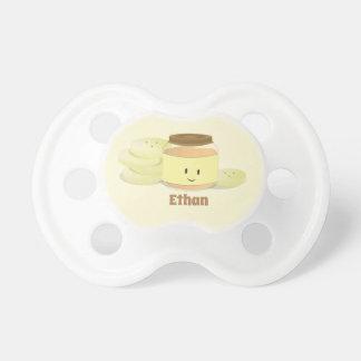 Banana Baby Food Cartoon | Pacifier