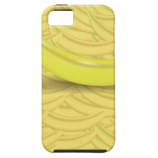 Banana Background Case For The iPhone 5