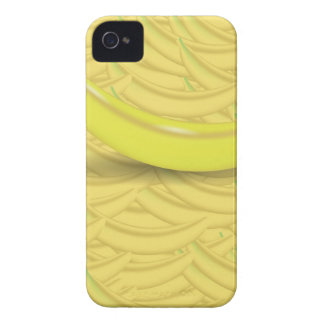 Banana Background iPhone 4 Cover