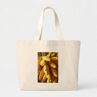 Banana Canvas Bags