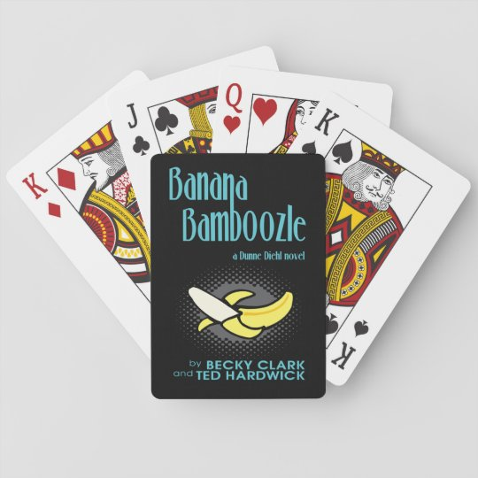 Banana Bamboozle Playing Cards