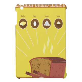 Banana Bread Day - Appreciation Day iPad Mini Covers