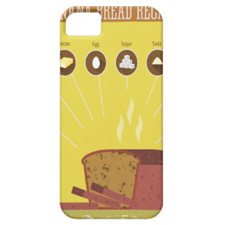 Banana Bread Day - Appreciation Day iPhone 5 Case