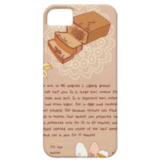 Banana Bread Day - Appreciation Day iPhone 5 Cover