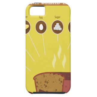 Banana Bread Day - Appreciation Day iPhone 5 Covers
