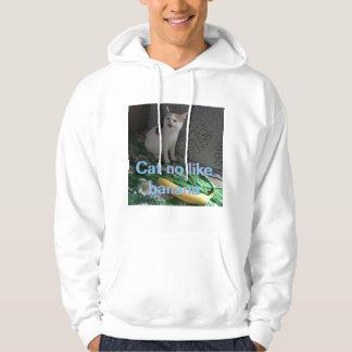 banana cat hoodie