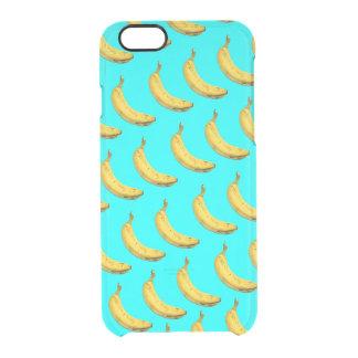 Banana Clear iPhone 6/6S Case