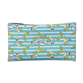 Banana Cosmetic Bag