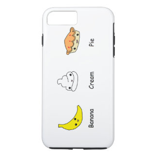Banana Cream Pie Friends iPhone 7 Plus Case