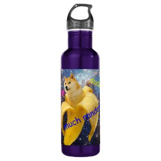 banana   - doge - shibe - space - wow doge 710 ml water bottle