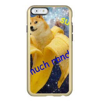 banana   - doge - shibe - space - wow doge incipio feather® shine iPhone 6 case