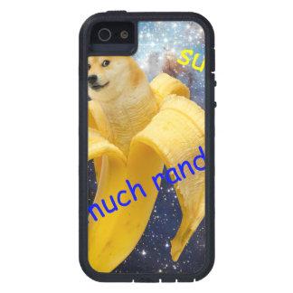 banana   - doge - shibe - space - wow doge iPhone 5 cover