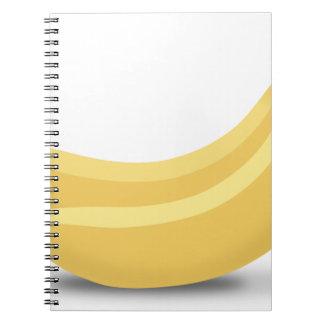 Banana Drawing Notebook