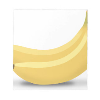 Banana Drawing Notepad