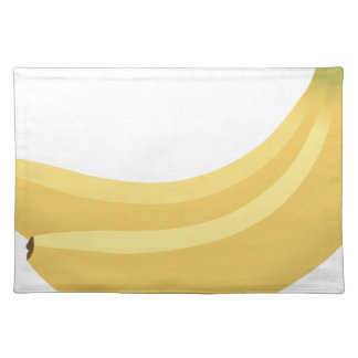 Banana Drawing Placemat