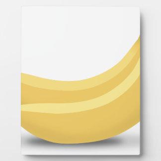 Banana Drawing Plaque