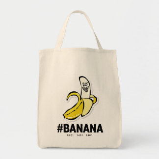 Banana *Grocery Tote Grocery Tote Bag