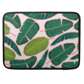 Banana Leaf Blush Sleeve For MacBooks
