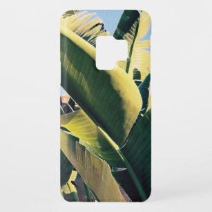 Banana Leaf Design Phone Case