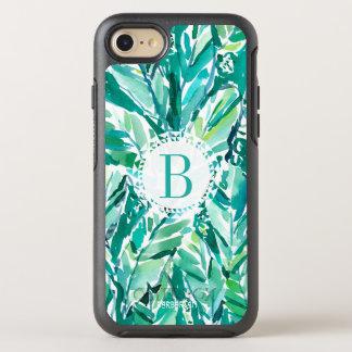 BANANA LEAF JUNGLE Green Tropical OtterBox Symmetry iPhone 8/7 Case