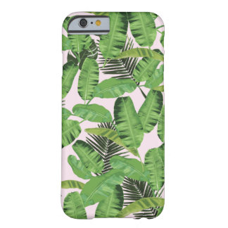 Banana leaf Martinique Palm Tree iPhone 6/6s Barely There iPhone 6 Case