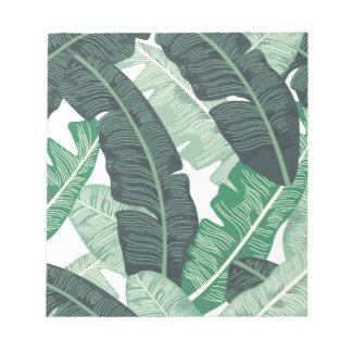 Banana Leaf Notepads