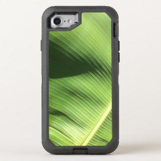Banana Leaf OtterBox Defender iPhone 8/7 Case
