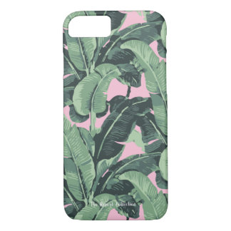 Banana leaf palms iPhone 7 case