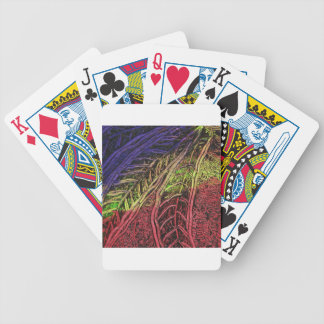 Banana Leaves Bicycle Playing Cards