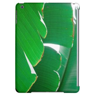 Banana Leaves iPad Air Covers