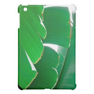 Banana Leaves iPad Mini Cover