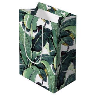 Banana Leaves Palm Tree Tropical Medium Gift Bag