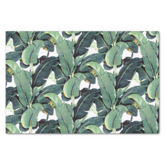 Banana Leaves Palm Tropical 10lb Tissue Paper