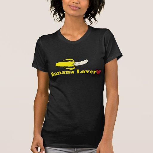 banana lover tee shirts