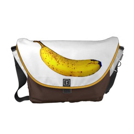 Banana Courier Bag